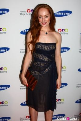lotte verbeek in Samsung 11th Annual Hope for Children Gala