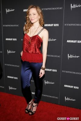 louisa krause in New York Premiere of Magnolia Pictures' Nymphomaniac:Volume One