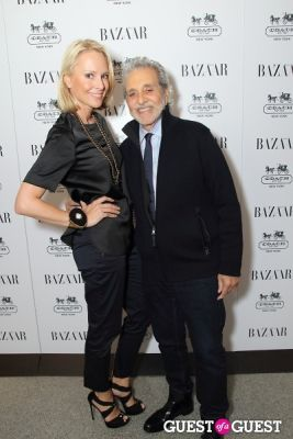 louise camuto in Harper's Bazaar Greatest Hits Launch Party