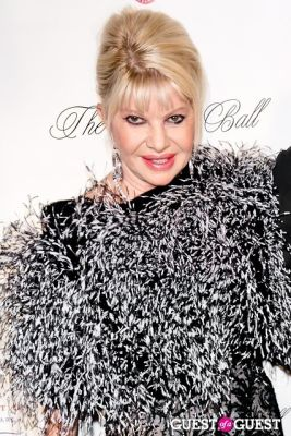 louise kornfeld in Gabrielle's Angel Foundation Hosts Angel Ball 2012