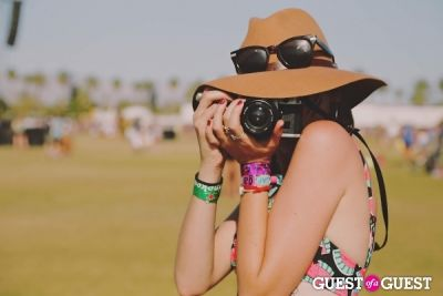 louise poulain in Coachella 2014 Weekend 2 - Sunday