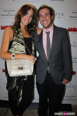 louise roe in Museum of Arts and Design METALBALL