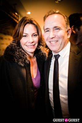 luann de-lesseps in Serafina Flagship Opening Party