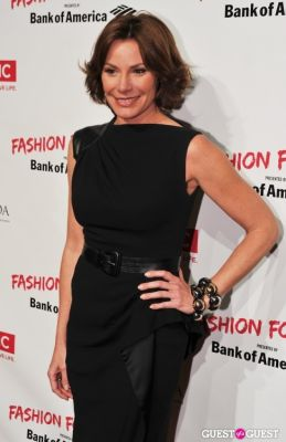 luann de-lesseps in Fashion Forward hosted by GMHC