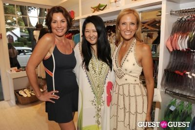 susan shin in Jogo by Pooneh Bridgehampton Opening