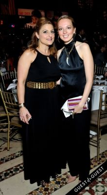 luba libarikian in COAF 12th Annual Holiday Gala