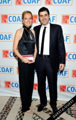 ari libarikian in COAF 12th Annual Holiday Gala