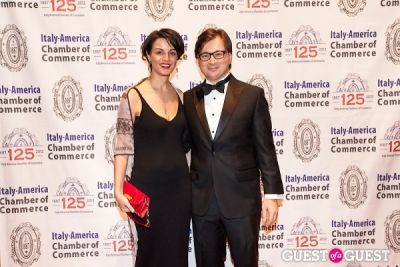 clemente contestabile in Italy America CC 125th Anniversary Gala