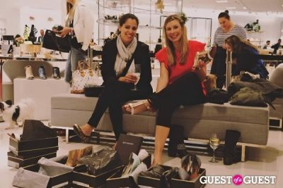 lucia singer in The Launch of the Matt Bernson 2014 Spring Collection at Nordstrom at The Grove
