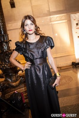 luciana curtis in Brazil Foundation Gala