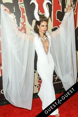 luciana gimenez in Heidi Klum's 15th Annual Halloween Party