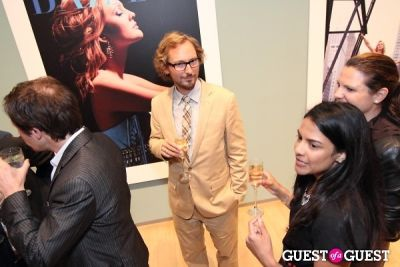 luciano bernardini in Harper's Bazaar Greatest Hits Launch Party