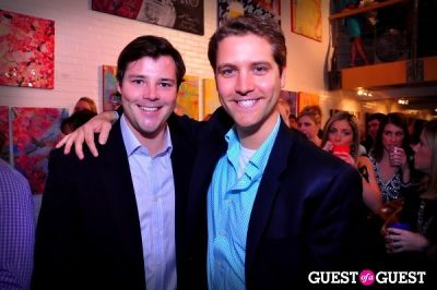 joel holland in O'Neill Studios 2012 Salon Party