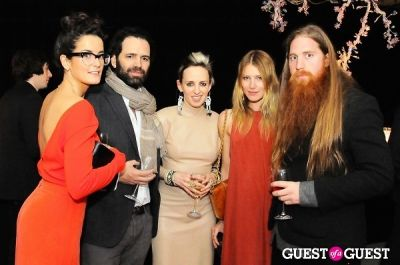 gavin brown in The New Museum Spring Gala 2011