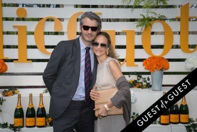 isabella bonneton in Veuve Clicquot Polo Classic 2014