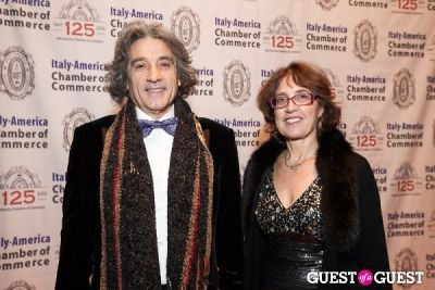 luigi solimeo in Italy America CC 125th Anniversary Gala
