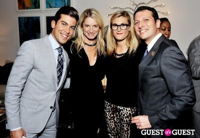 brett joseph in Luxury Listings NYC launch party at Tui Lifestyle Showroom