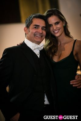 luiz felipe-diniz in Brazil Foundation Gala at MoMa