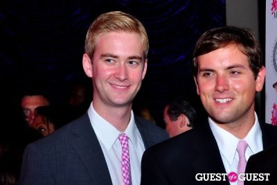 luke russert in Newsbabes Bash For Breast Cancer
