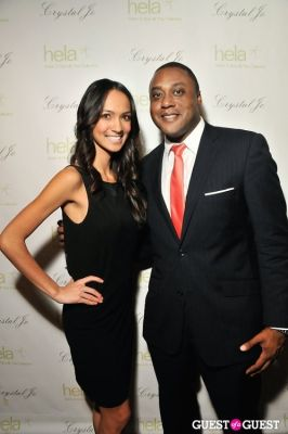 brandon neal in Crystal Jo Spring/Summer Pret-a-Porter 2012 Launch Party