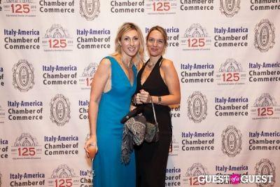 lydia miner in Italy America CC 125th Anniversary Gala