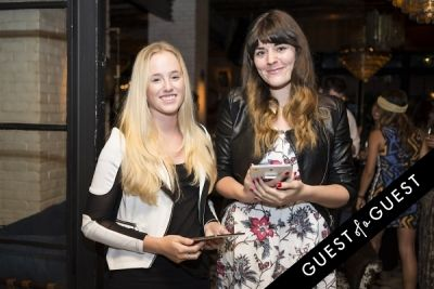 morgan sauma in You Should Know Launch Party Powered by Samsung Galaxy 1