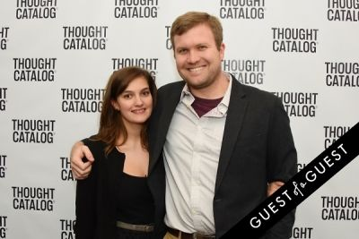 lydia warren in Thought Catalog Hosts The Book Launch