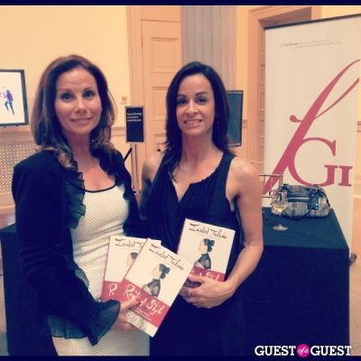 lynda erkiletian in Isabel Toledo Book Signing at the Corcoran