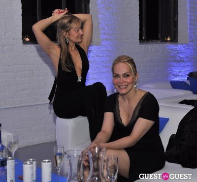 lyne lustosa in Carbon NYC Spring Charity Soiree
