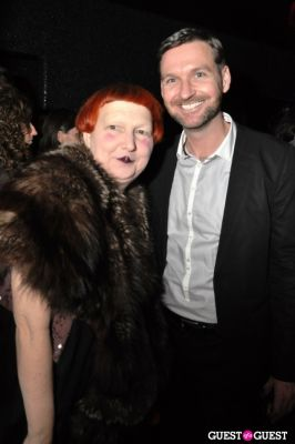 christopher barry in Full Frontal Fashion and Sundance Channel's Catwalk Countdown Premiere