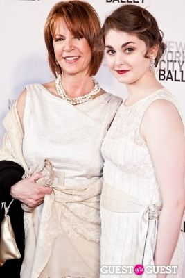 lynne goldberg in New York City Ballet's Spring Gala