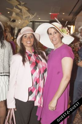 lynne versaci in Socialite Michelle-Marie Heinemann hosts 6th annual Bellini and Bloody Mary Hat Party sponsored by Old Fashioned Mom Magazine