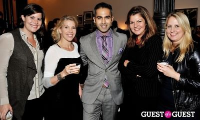 mj javaid in Luxury Listings NYC launch party at Tui Lifestyle Showroom