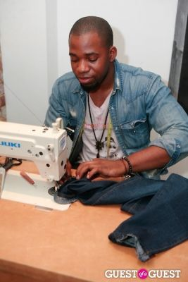 mack in Designers Emerge POP-UP Store