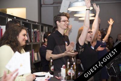mackenzie mollo in iCRAVE:BINGO NYCxDesign Fundraiser for The New Challenge