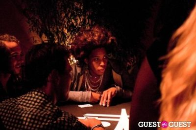 macy gray in Power Balance Poker Tournament & Party
