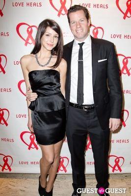madeline burns in Love Heals 2013 Gala