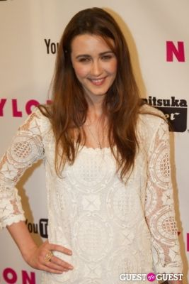 madeline zima in NYLON May Young Hollywood Issue Celebration