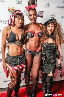madinah ali in Nick Cannon's Ncredible Haunted Mansion Party