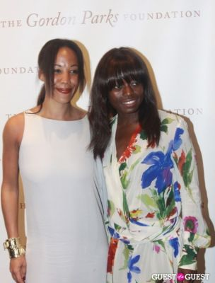 dee poku in The Gordon Parks Foundation Awards Dinner and Auction