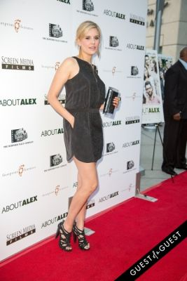 maggie grace in Los Angeles Premiere of ABOUT ALEX