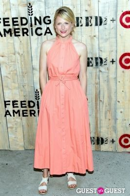 maggie gummer in FEED USA + Target VIP