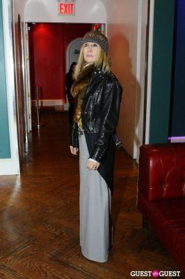 maggie norris in Melanie Fraser Hart's Callula Lilibelle Fall 2013 Fashion Presentation