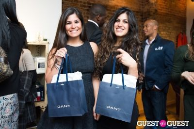maha hakki in GANT Spring/Summer 2013 Collection Viewing Party