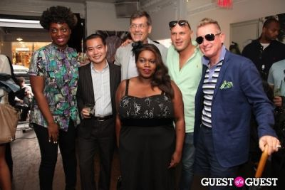 brandon lee in Gogobot's A Taste of St. Tropez + Nuit Blanche at Beaumarchais