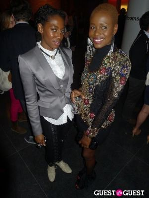 mahlot sansosa in Brooklyn Artists Ball