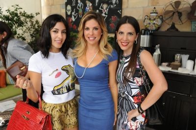 maky hinson in ShopBAZAAR VIP Brunch at Soho Beach House