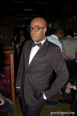 malik so-chic in Mondays at The Eldridge