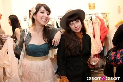 samantha pleet in Audrey Grace Pop-Up Boutique