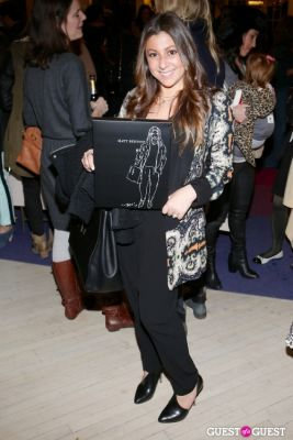 malorie kaye in Matt Bernson Spring Collection Launch Party at Bloomingdale's